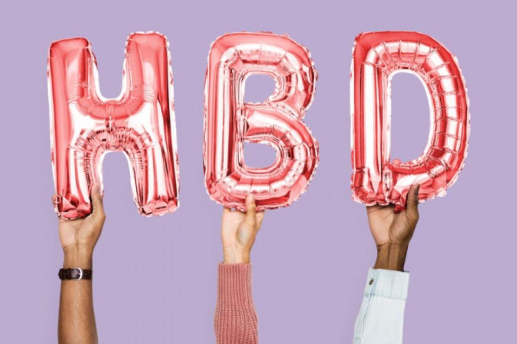 Bliv klar til fødselsdagen