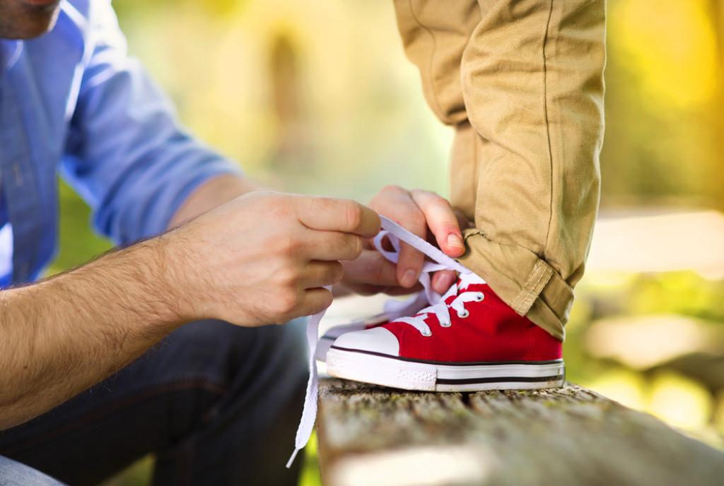 Gode sko og støvler til børnene