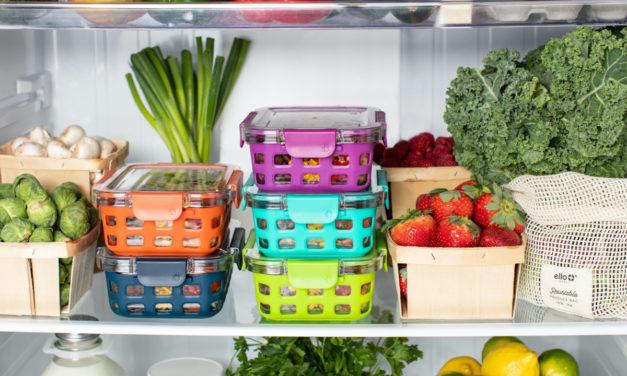Sådan får du mest ud af pladsen i dit køleskab