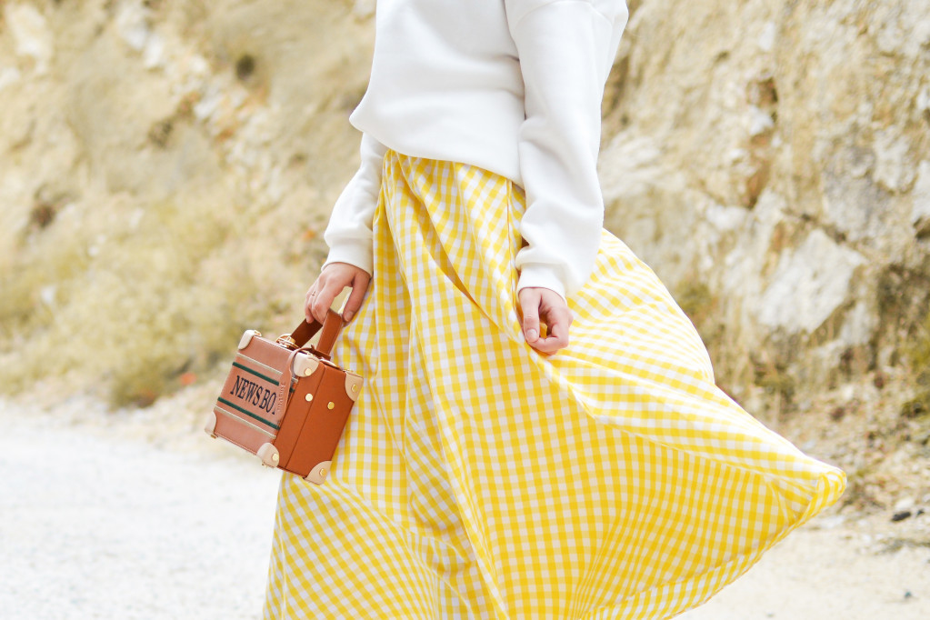 Shop online, hvis du mangler en ny nederdel i garderoben